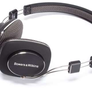bowers and wilkins p3 headphones