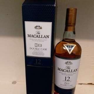 Magellan Double cask 12年