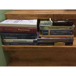 Medical books! Good condition