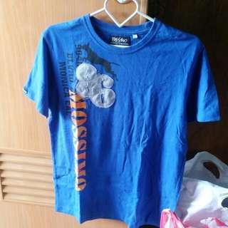 Mossimo Blue Shirt Medium