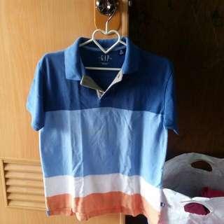 Gap Polo Shirt Medium