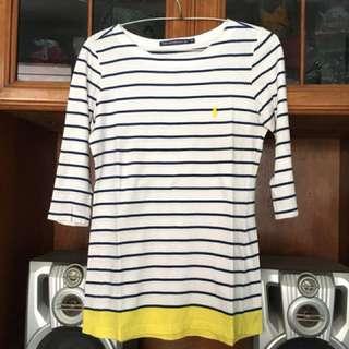 Polo T shirt 3/4