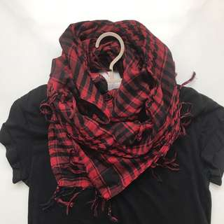 Checkers scarves