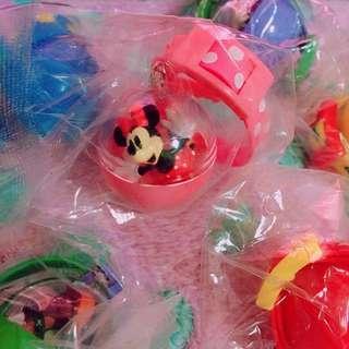 Yujin Disney 迪士尼絕版迷你扭蛋稀有吊飾
