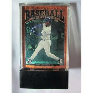 MLB 美國職棒大聯盟 名人堂選手 西雅圖水手隊 KEN GRIFFEY JR