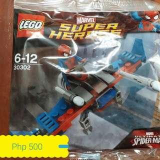 LEGO 30302 Marvel Super Heroes Ultimate Spider-Man Glider Exclusive Polybag Set