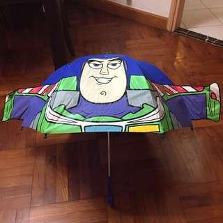 """24"""" Buzz Umbrella By Disney☔️24 吋巴斯光年雨傘"""