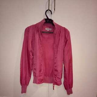 Terranova Fuschia Jacket