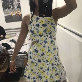 Zara Trafaluc Summer Dress M