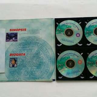 🔥💯% FREE : Solat Jamaq & Qasar VCD 📀