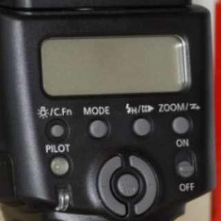 Canon 430EX II Speedlite Flash Gun