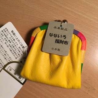 黃色小零錢包