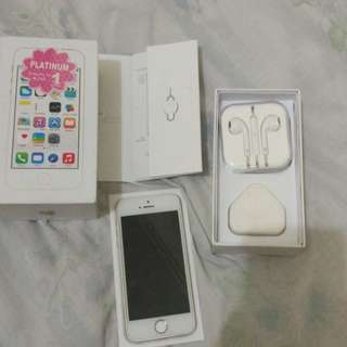 iPhone 5s gold second 32gb