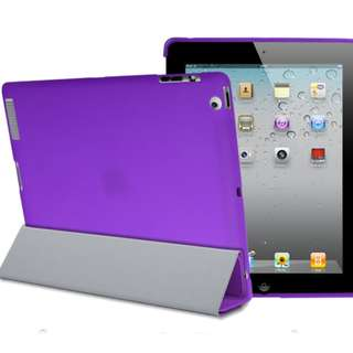 Front and Back Slim Cover for New iPad and iPad 2 前後保護套 - Ref A0506