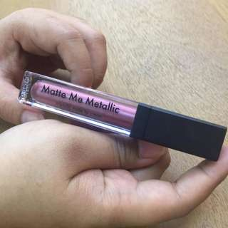 Sleek MakeUP Matte Me in Birthday Suit