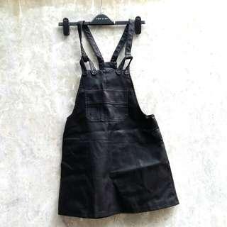 Mango Overall Dress