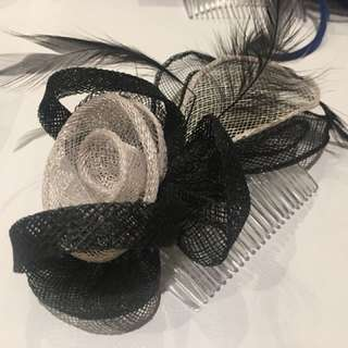 Comb Fascinators perfect for Melbourne Cup!