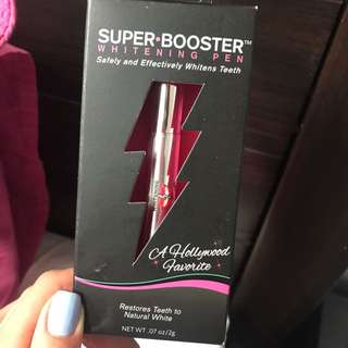Super Booster Whitening Pen