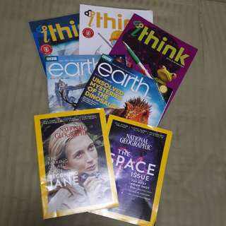 National Geography / BBC Earth / ithink