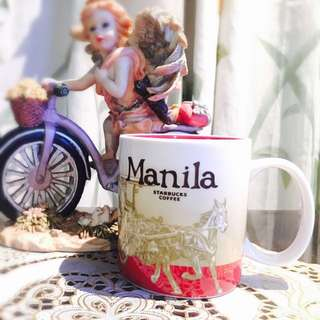Starbucks Icon mug Manila