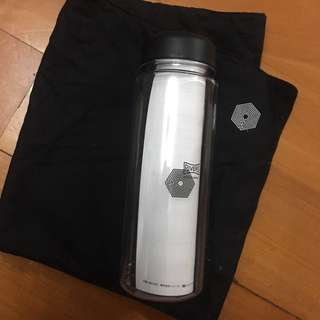 Brand New EXO Logo Bottle (1st concert official goods)