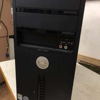 DELL 大機箱 機件全正常 E7200 160GB HDD 2GB RAM
