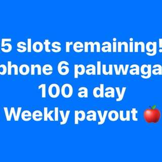 IPHONE PALUWAGAN