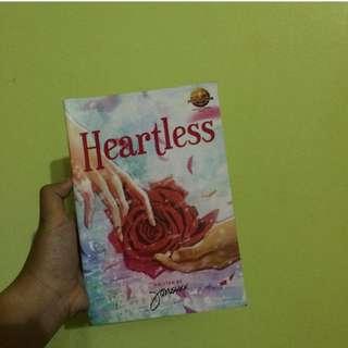 Preloved Jonaxx Book (Heartless)