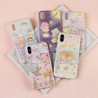 (po) little twin stars/Duffy  iPhone X casing