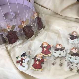 🚚 歐洲聖誕裝飾