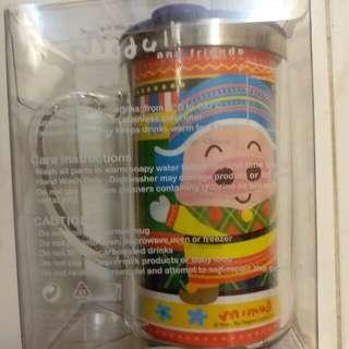 Mcmug麥嘜麥兜冷暖鋼胆保温杯