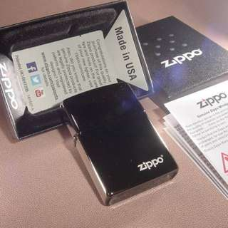 美國ZiPPO打火機 BLACK ICE 150ZL