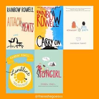 EBOOK: RAINBOW ROWELL