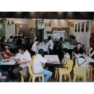 Cafe , bubble tea , eating house, clothing, food shop, retail shop, yellow box for rent 82232252