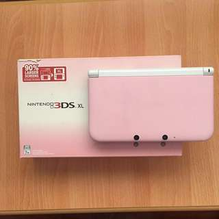 3DS XL in Pink