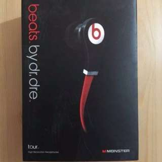 Beats by Dre Headphones BNIB