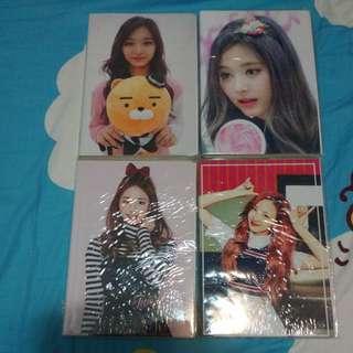 Twice: 子瑜/娜璉 Notebook