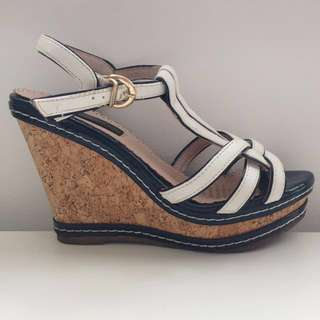 Forever New Nautical Wedges