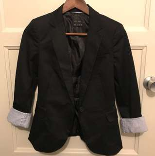 Zara blazer small