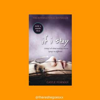 EBOOK: IF I STAY - GAYLE FORMAN
