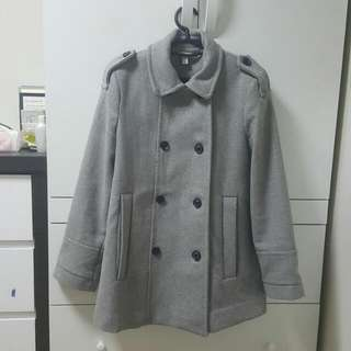 Zara Wool Winter Jacket