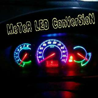 Meter LED Conversion