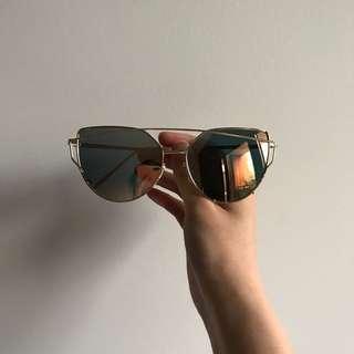 reflective gladiator glasses