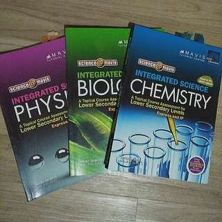 Lower secondary physics, chemistry and biology topical assessment