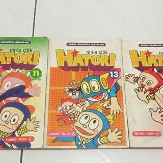 Sale! Ninja Hatori komik