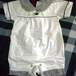 sailor baby rompers for 6months