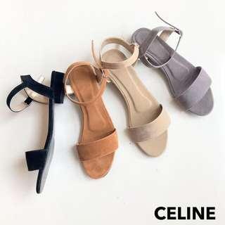 Celine Block heels