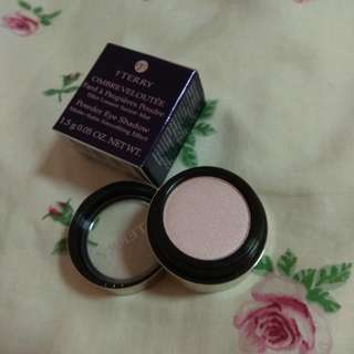 BNIB By Terry Ombre Veloutee Powder Eyeshadow in Rose Macaroon