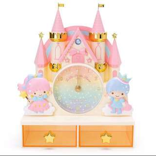 Sanrio Twin Stars 座枱鐘