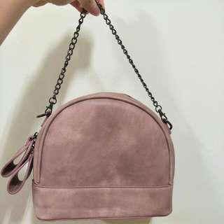 🚚 粉膚色包包